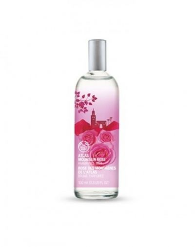 The Body Shop Atlas Mountain Rose Fragrance Mist