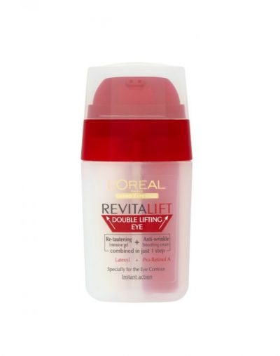 L'Oreal Paris Revitalift Double Eye Lift