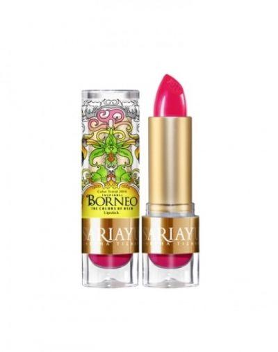 Sariayu Tren Warna 2014 Lipstick Borneo