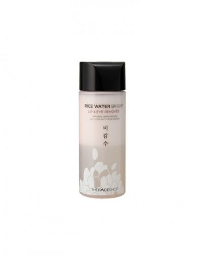 Rice Water Bright Lip and Eye Remover
