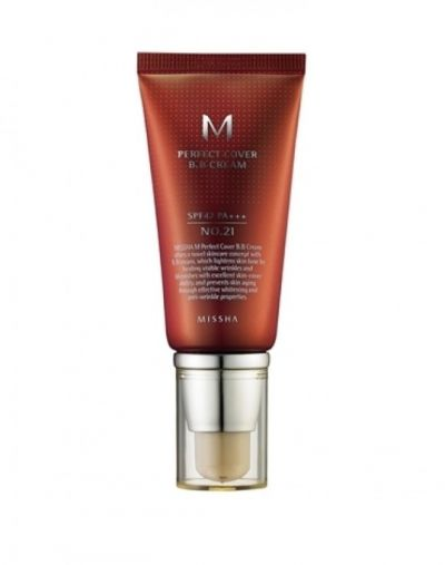 Missha M Perfect Cover BB Cream SPF 42/PA+++