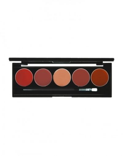 Make Over Lip Colour Palette