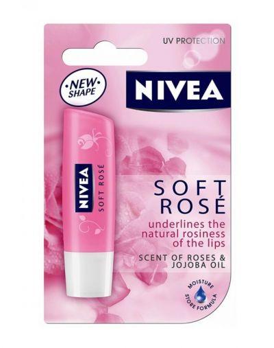 Soft Rose Lip Balm