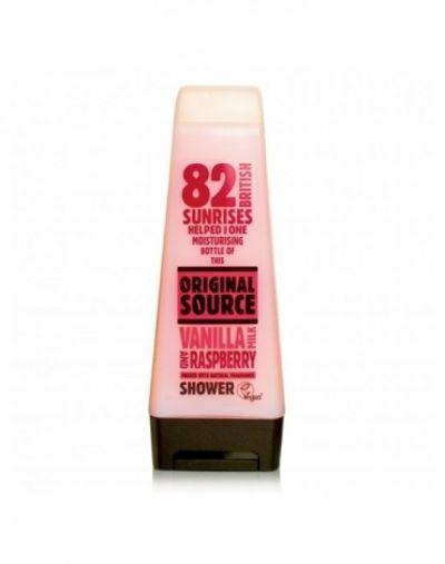 Original Source Vanilla & Raspberry Shower Gel