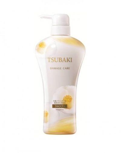 Shiseido Tsubaki Damage Care Shampoo