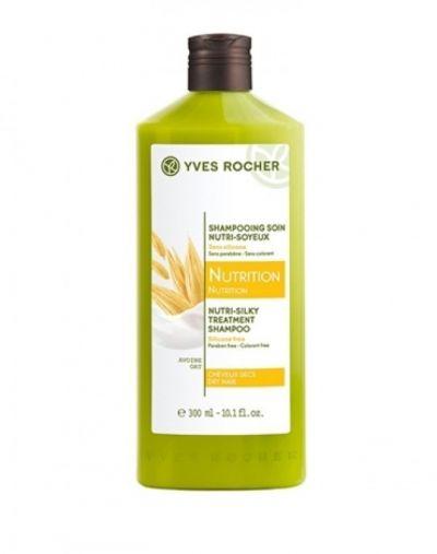 Yves Rocher Nutri-Silky Treatment Shampoo