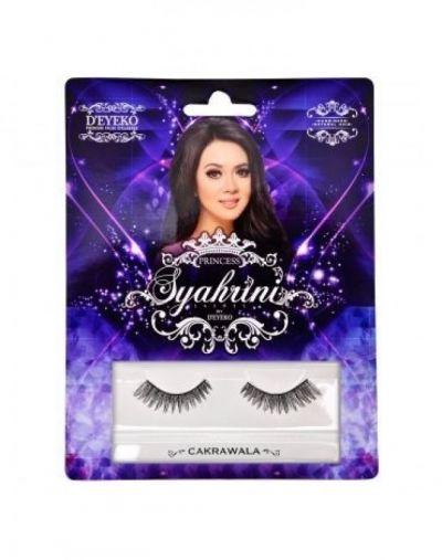 D'eyeko Eyelash Princess Syahrini
