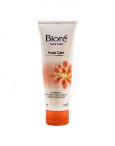Biore Acne Care Facial Foam