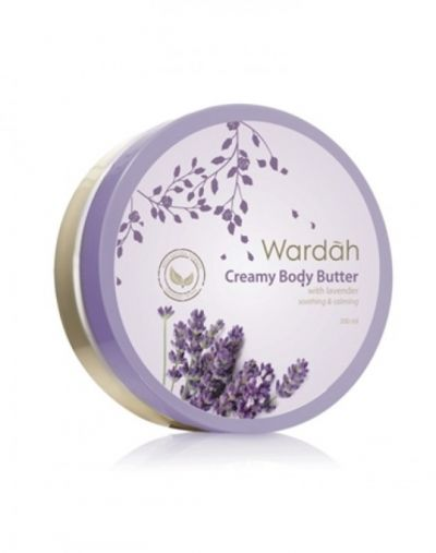 Lavender & Ginger Body Butter