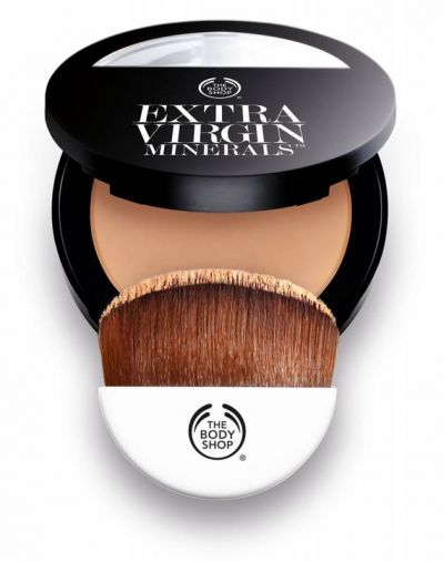 The Body Shop Extra Virgin Minerals Compact Foundation SPF 15