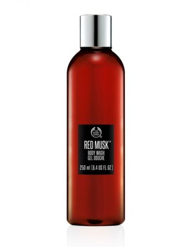 The Body Shop Red Musk Shower Gel