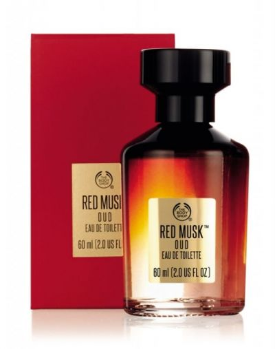 The Body Shop Red Musk Eau de Toilette