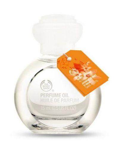 The Body Shop Indian Night Jasmine Perfume Oil