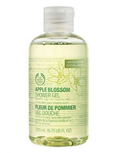The Body Shop Apple Blossom Shower Gel