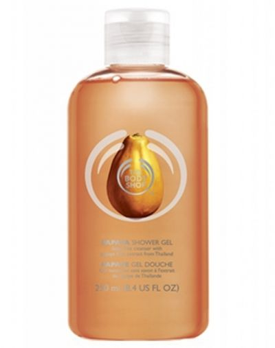The Body Shop Papaya Shower Gel