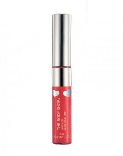 The Body Shop Love Gloss For Lips