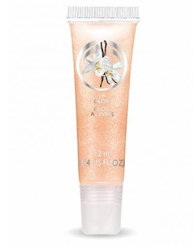 The Body Shop Vanilla Lip Gloss