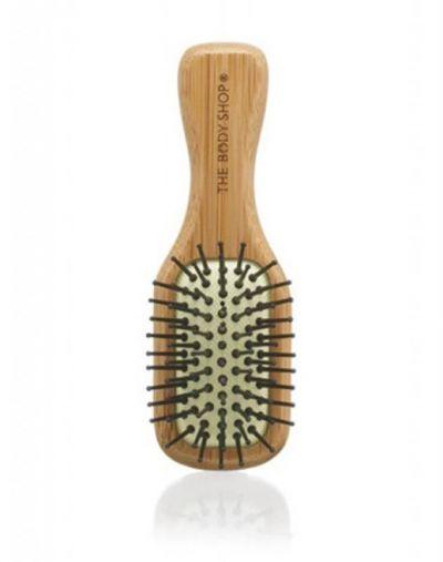 The Body Shop Bamboo Mini Hairbrush