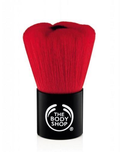 The Body Shop Smoky Poppy Blush Brush