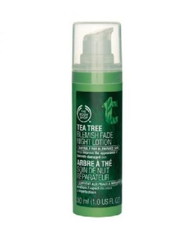 Tea Tree Oil Blemish Fade Night Lotion