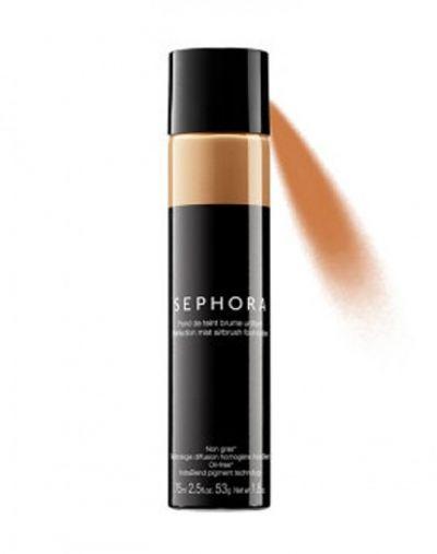 Sephora Perfection Mist Airbrush Foundation