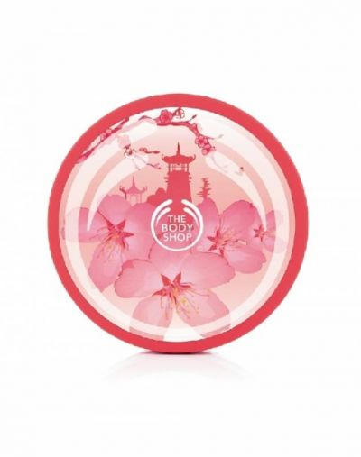 The Body Shop Japanese Cherry Blossom Scents of The World Body Butter