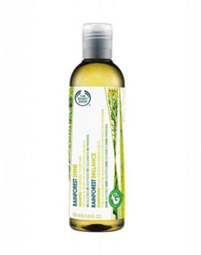 The Body Shop Rainforest Shine Shampoo