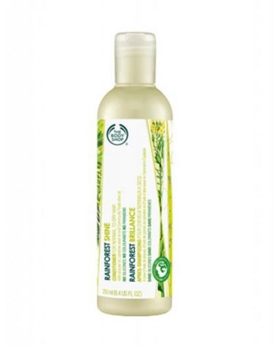 The Body Shop Rainforest Shine Conditioner