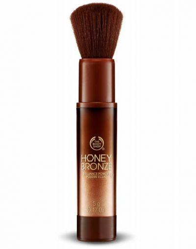 The Body Shop Honey Bronze Brilliance Powder