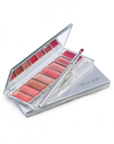 Wardah Lip Palette