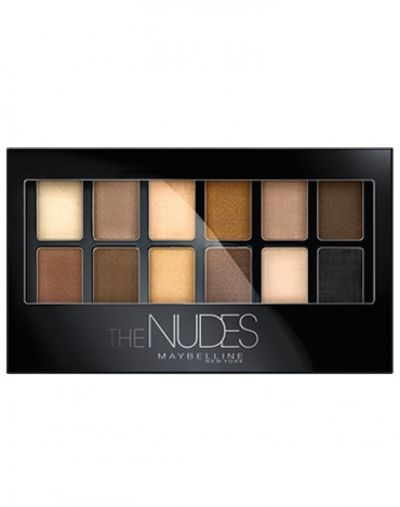 The Nudes Palette