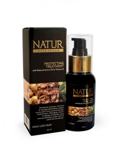 Natur Hair Serum Protecting Treatment