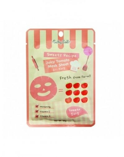 Cathy Doll Juicy Tomato Mask Sheet