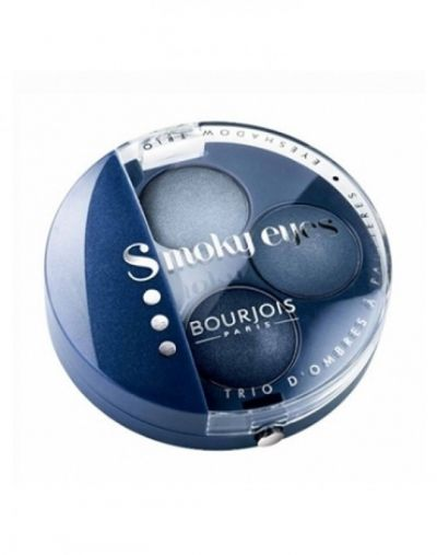 Bourjois Smoky Eyes Trio Eyeshadow