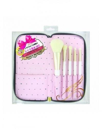 Felicela Essential Brush Set 5 pcs