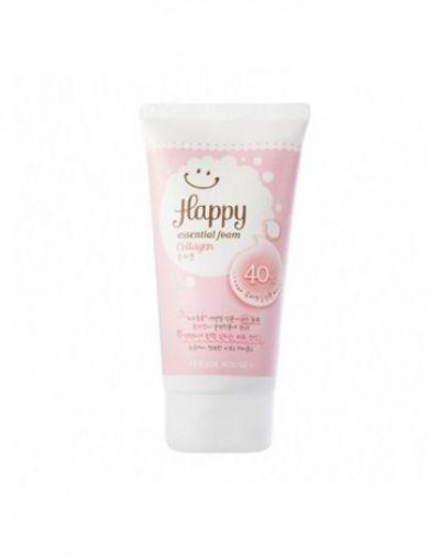 Etude House Happy Essential Foam Collagen