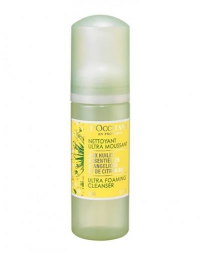 L'Occitane Angelica Lemon Ultra Foaming Cleansers