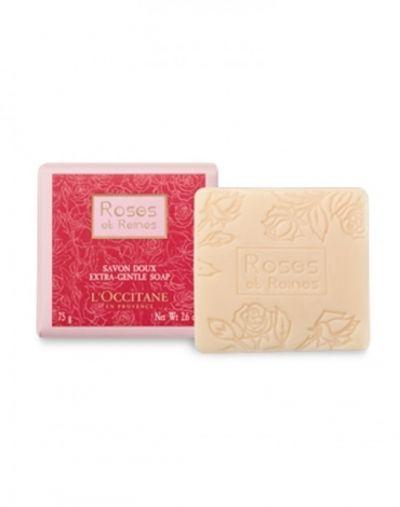 L'Occitane Roses et Reines Extra Gentle Soap