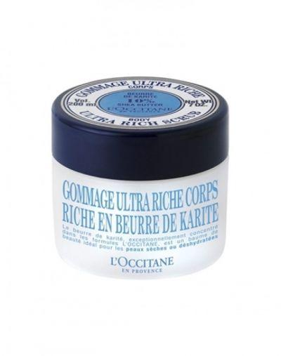 L'Occitane Shea Butter Ultra Rich Body Scrub
