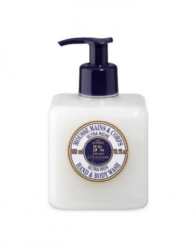 L'Occitane Shea Butter Ultra Rich Hand and Body Wash