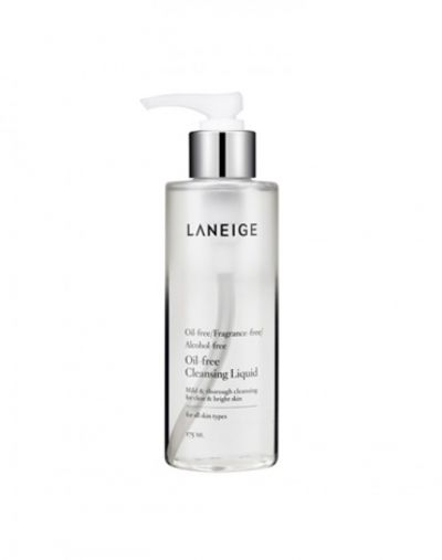 Laneige Oil Free Liquid Cleansing Liquid