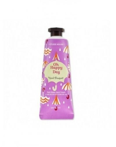 Etude House Oh Happy Day Hand Bouquet Rich Water Hand Cream