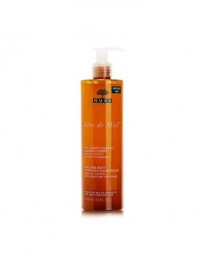 Nuxe Reve de Miel Face and Body Ultra-Rich Cleansing Gel