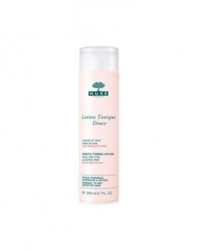 Nuxe Rose Petals Gentle Toning Lotion