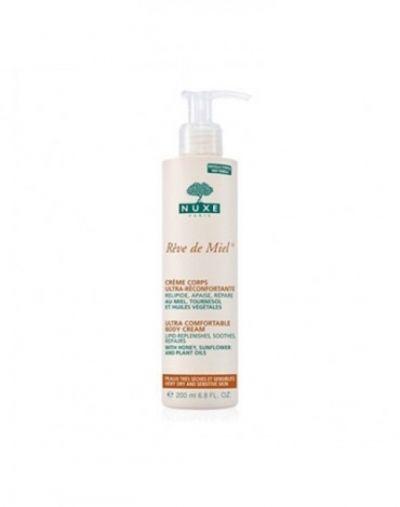 Nuxe Rêve de Miel Ultra Comfortable Body Cream