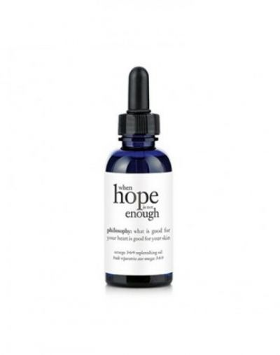 Philosophy When Hope Is Not Enough Omega 3 6 9 Oil
