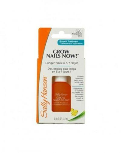 Sally Hansen Grow Nails Now