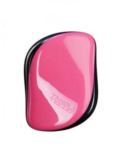 Tangle Teezer Compact Styler Black and Pink