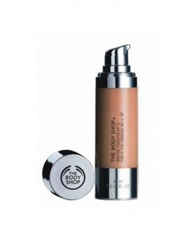 The Body Shop Moisture Foundation SPF 15