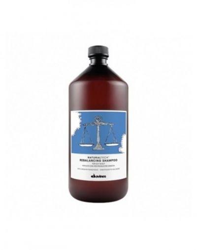 Davines Natural Tech Rebalancing Shampoo for Oily Scalp and Hair